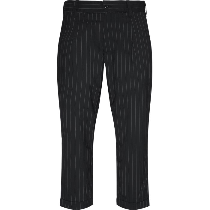 Taylor Pant - Bukser - Straight fit - Sort